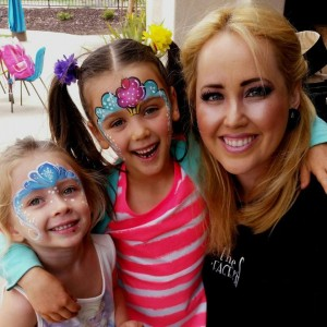 Behind The Scenes Face Painting - Face Painter / Children's Party Entertainment in San Diego, California