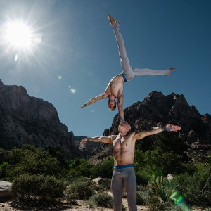 Acro-Duo Entertainment - Circus Entertainment / Acrobat in Las Vegas, Nevada