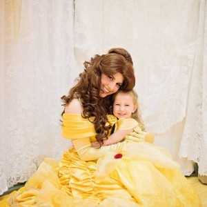 Believe dream dare princess parties