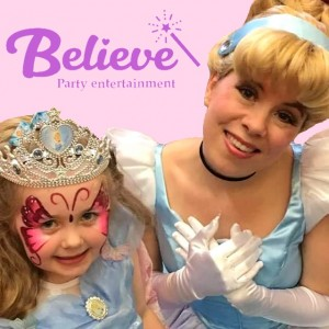 Believe Party Entertainment - Children's Party Entertainment / Princess Party in Vancouver, British Columbia