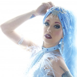 Bella Blue Entertainment - Burlesque Entertainment / Dancer in New Orleans, Louisiana