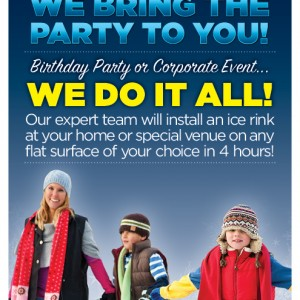 BellaICE Skating Events - Children's Party Entertainment in Boynton Beach, Florida
