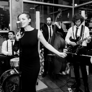 Bellatonic Music - Jazz Singer / Wedding Band in Brooklyn, New York