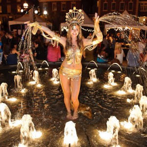 Belle of the Ball - Fire Performer / Outdoor Party Entertainment in St Louis, Missouri