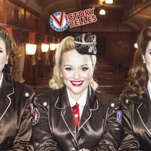 Victory Belles - Andrews Sisters Tribute Show in New Orleans, Louisiana