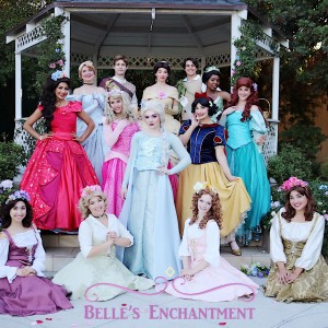 Belle's Enchantment - Princess Party in Los Angeles, California