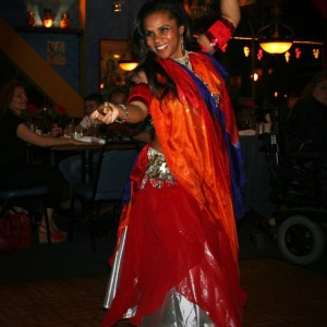 "Belly Dance by Shaleah "" The Moroccan Rose "" - Belly Dancer in Virginia Beach, Virginia"