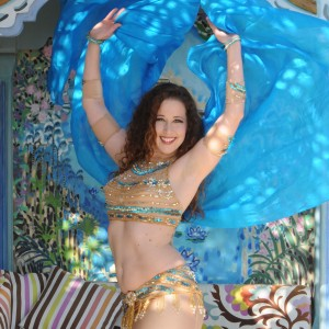 Bellydance with Henna - Belly Dancer in Portland, Oregon