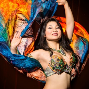 Cecelia Bellydancer - Belly Dancer / Middle Eastern Entertainment in Chicago, Illinois