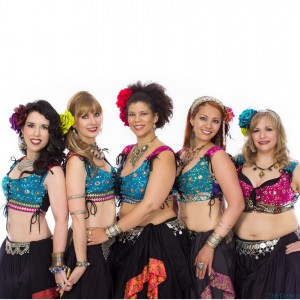 BellyRing Modern Tribal Belly Dance - Belly Dancer / Dance Troupe in Chicago, Illinois