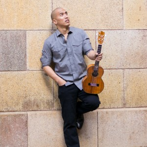 Ben Ahn - Ukulele Player in Honolulu, Hawaii