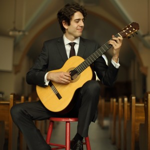 Ben Borg - guitar performer/teacher - Classical Guitarist in Ottawa, Ontario