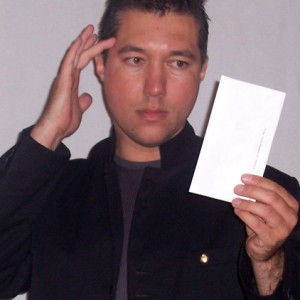 Ben Salinas - Mentalist - Mind Reader / Psychic Entertainment in State College, Pennsylvania