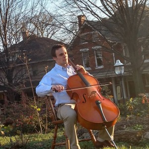 Ben Van Winkle - Cellist in Chattanooga, Tennessee
