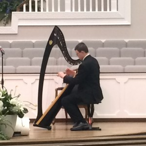 Benjamin Barker Music - Dulcimer Player / Harpist in Wilkesboro, North Carolina