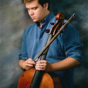 Benjamin Fryxell - Cellist in Miami Beach, Florida