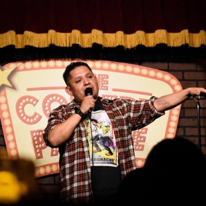 Benji GarciaReyes Comedy - Stand-Up Comedian in San Diego, California
