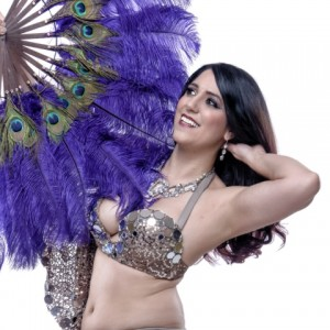 Berna Little Shimmy Belly Dance - Belly Dancer in Fairfax, Virginia