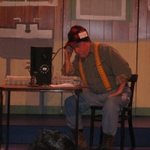 Bert Flynn (Chicken Farmer, Maine) - Comedian / Emcee in Plymouth, Massachusetts
