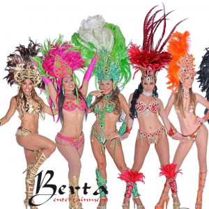 Berta Entertainment - Brazilian Entertainment in Fort Lauderdale, Florida