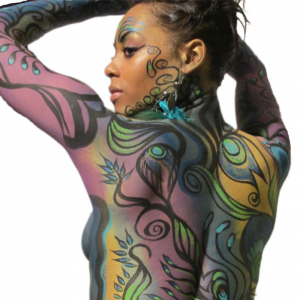 Besitos Face & Bodypainting - Body Painter / Halloween Party Entertainment in Hampton, Virginia