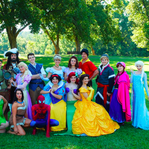 Best Day Ever Parties and Events - Princess Party / Storyteller in Knightdale, North Carolina