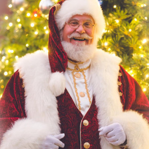 Best Santa for Hire - Santa Claus in Orange County, California