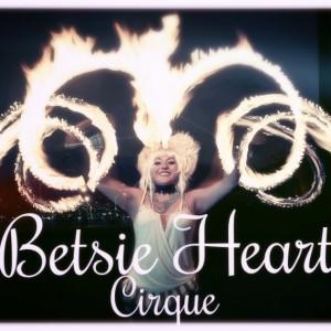 Betsie Heart Cirque - Circus Entertainment / Fire Performer in Seattle, Washington