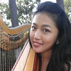 Bettina Harp - Harpist / Celtic Music in Corona, California