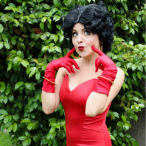 Betty Boop Impersonator and Mermaid - Impersonator / Look-Alike in Valencia, California