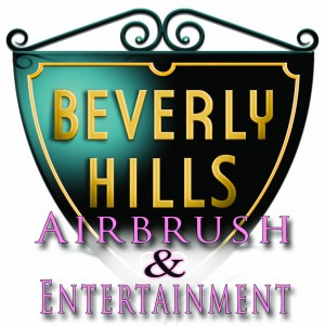 Beverly Hills Airbrush n Entertainment - Airbrush Artist / Casino Party Rentals in Beverly Hills, California