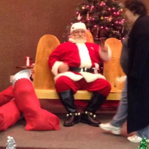 Beyond Belief Santa - Santa Claus in Bellevue, Washington