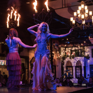 Beyond Dance - Fire Performer / Traveling Circus in Nashville, Tennessee