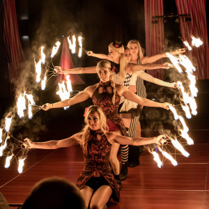 Beyond Wings - Circus Entertainment / Fire Eater in Nashville, Tennessee
