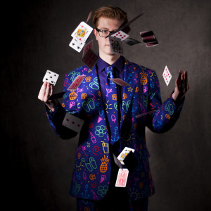 Beyondmagic4ever - Strolling/Close-up Magician / Halloween Party Entertainment in Aurora, Colorado