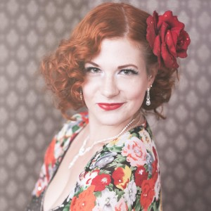 Bianca Boom Boom - Burlesque Entertainment / Voice Actor in Toronto, Ontario