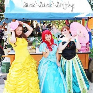 Bibbidi Bobbidi Birthdays - Princess Party in Sacramento, California