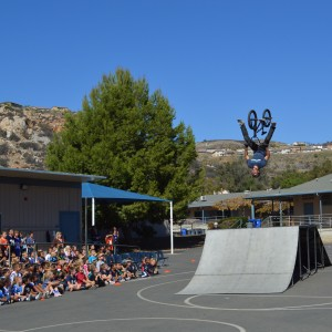 Big Air BMX'rs - Sports Exhibition in San Diego, California