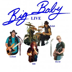 Big Baby - Classic Rock Band / Dance Band in Jacksonville, Florida
