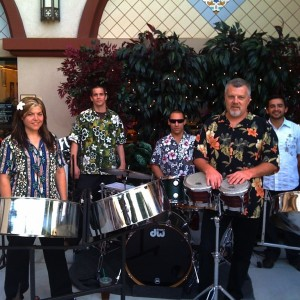 Big Bamboo Steel Band - Steel Drum Band in Claremont, California