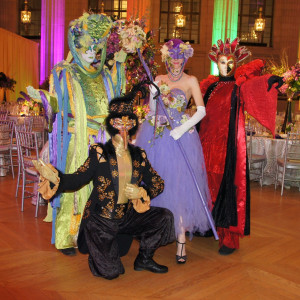 Big Biz Entertainment - Stilt Walker / Mardi Gras Entertainment in Baltimore, Maryland