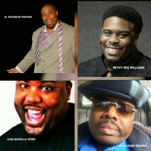Big Boys Of Comedy - Stand-Up Comedian in Detroit, Michigan