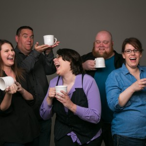Big Canvas - Comedy Improv Show / Broadway Style Entertainment in Omaha, Nebraska