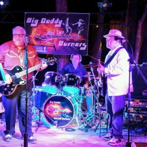 Big Daddy and the Burners - Rockabilly Band in Holiday, Florida