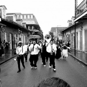 Big E Brass Band - Brass Band in New Orleans, Louisiana