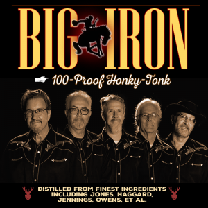 Big Iron - Country Band / Americana Band in Fair Oaks, California