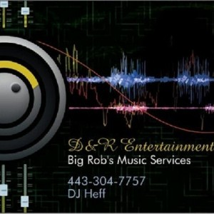Big Rob's Music Services - DJ in Baltimore, Maryland