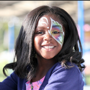 Big Smiles Face Painting - Face Painter / Halloween Party Entertainment in Austin, Texas