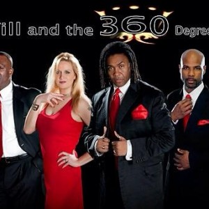 Big Will and The 360 Degrees Band - Dance Band in Sterling Heights, Michigan