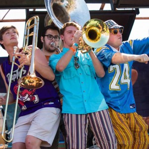 Big Wy's Brass Band - Brass Band in Austin, Texas